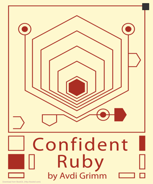 Confident Ruby book